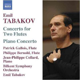 Bernold, Philippe / Collard, Jean-Philippe / Gallois, Patrick - Concerto For 2 Flutes And Orchestra (CD)
