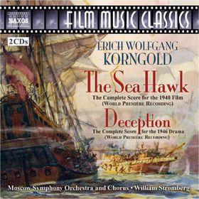 Korngold:Sea Hawk (Complete) Deceptio - (Import CD)