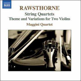 Rawsthorne:String Quartets - (Import CD)