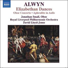 Alwyn:Elizabeth Dances - (Import CD)