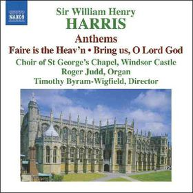 Harris William - Choral Music (CD)