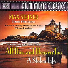 Steiner:All This & Heaven Too Stolen - (Import CD)
