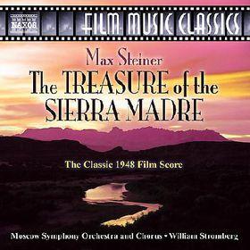 Steiner:Treasure of Sierra Madre - (Import CD)