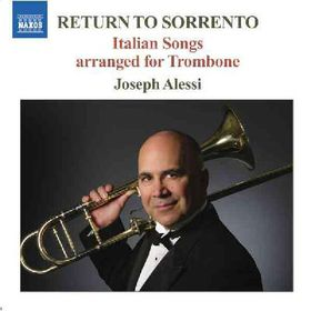Songs Arranged For Trombone & Orchestra - Various Artists (CD)