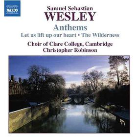 Wesley:Anthems - (Import CD)