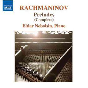 Rachmaninov - Preludes Op 23 & 32 (CD)