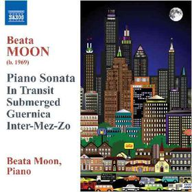 Moon Beta - Piano Works (CD)