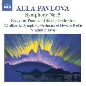 Pavlova - Symph No 5 (CD)