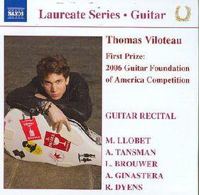 Viloteau - Guitar Recital (CD)