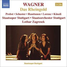 Wagner - Wagner: Das Rheingold (CD)