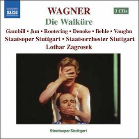 Wagner Richard - Die Walkure (CD)