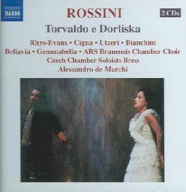 Rossini Gioachino - Torvaldo E Dorliska (CD)