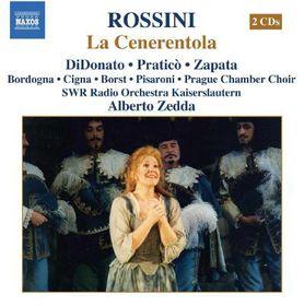 Didonato/swr Rso/zedda - La Cenerentola (CD)