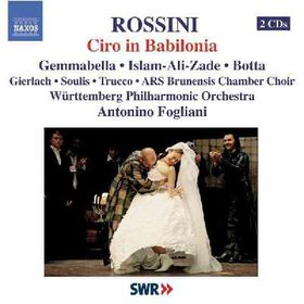 Rossini - Ciro In Babilonia (CD)