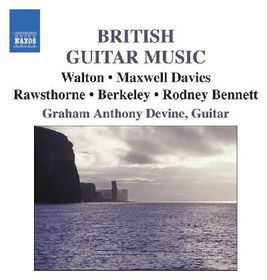 British Guitar Music - British Guitar Music (CD)