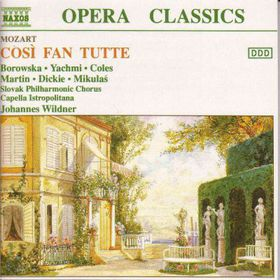 Mozart:Cosi Fan Tutte - (Import CD)