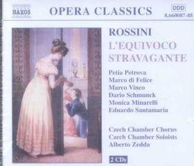 L' Equivoco Stravagante - Various Artists (CD)