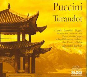 Puccini - Turandot;Rahbari (CD)