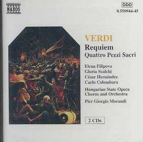Verdi:Requiem - (Import CD)