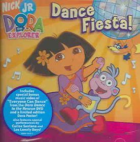 Dora the Explorer Dance Fiesta - (Import CD)