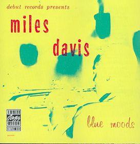 Miles Davis - Blue Moods (CD)