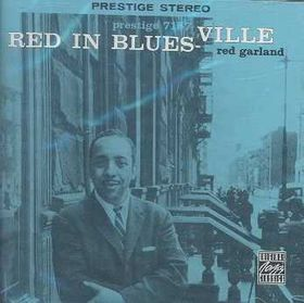 Red in Bluesville - (Import CD)