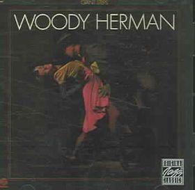 Woody Herman - Giant Steps (CD)