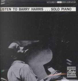Barry Harris - Listen To Barry Harris (CD)