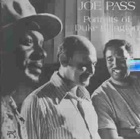 Joe Pass - Portraits Of Duke Ellington (CD)