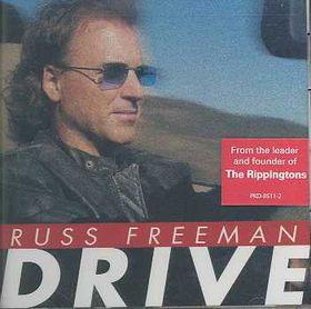 Russ Freeman - Drive (CD)