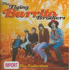 Flying Burrito Brothers - The Collection (CD)