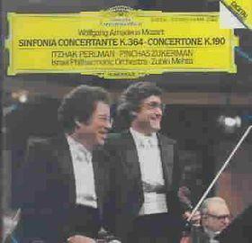 Itzhak Perlman - Sinfonia Concertante (CD)