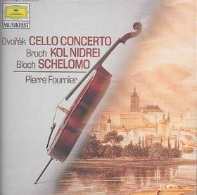 Dvorak/Bruch/Bloch:Cello Cto. - (Import CD)