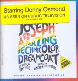 Joseph and the Amazing Technicolor - (Import CD)