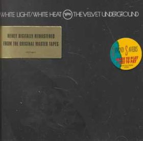 Velvet Underground - White Light / White Heat (CD)