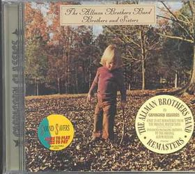 Allman Brothers Band - Brothers & Sisters (CD)