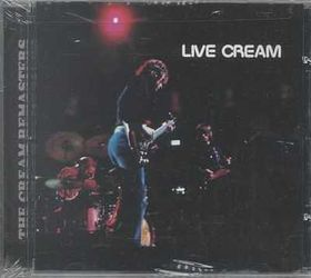 Cream - Live Cream - Vol.1 (CD)