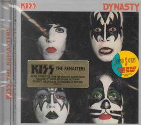 Kiss - Dynasty (CD)