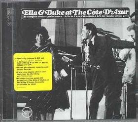 Ella Fitzgerald - Ella & Duke At The Cote D' Azure (CD)