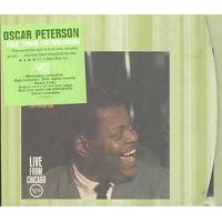 Oscar Peterson - Live From Chicago (CD)