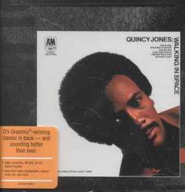 Quincy Jones - Walkin' In Space (CD)