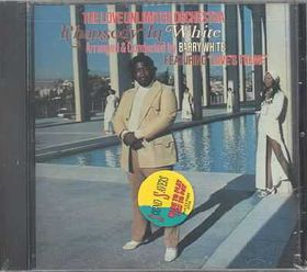 Barry White / Love Unlimited Orchestra - Rhapsody In White (CD)