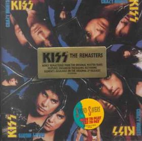 Kiss - Crazy Nights-digitally Remastered (CD)