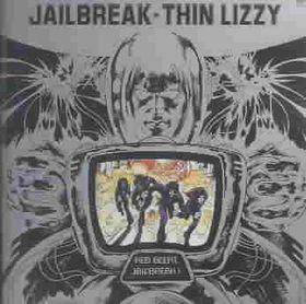 Thin Lizzy - Jailbreak (CD)