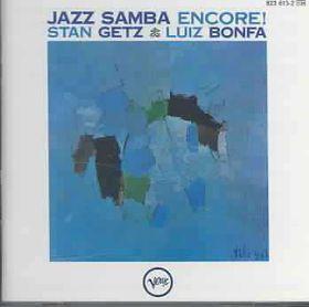 Stan Getz - Jazz Samba Encore (CD)