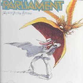 Parliament - Motor Booty Affair (CD)