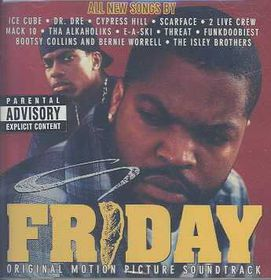 Friday (OST) - (Import CD)