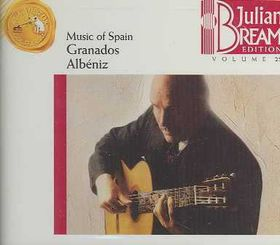 Julian Bream - Bream Plays Granados / Albeniz Etc (CD)
