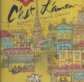 Romantic French Classics:Cest L'amour - (Import CD)