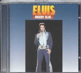 Elvis Presley - Moody Blue (CD)